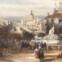 El Madrid dibujado de David Roberts