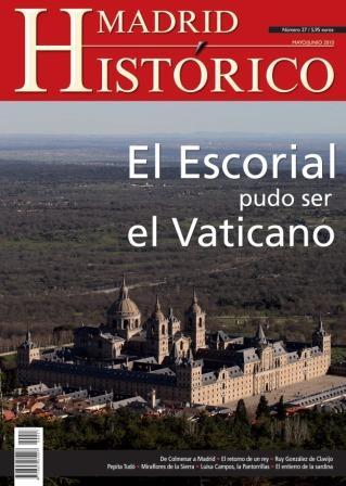 Número 27 - EL ESCORIAL PUDO SER EL VATICANO