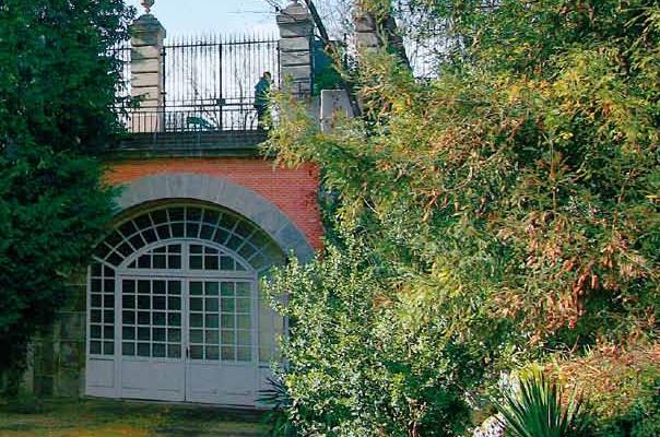 Jardines del Campo del Moro  T%C3%BAnel