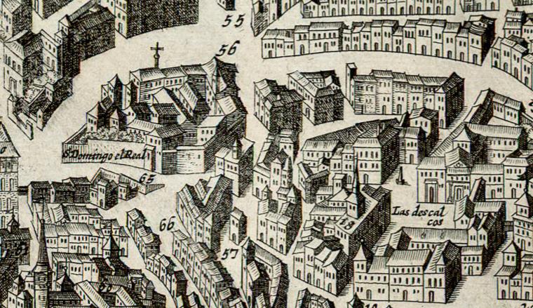 imagen 1 conventos de santo Domingo y los Angeles