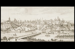 2 Vista de Madrid 1745