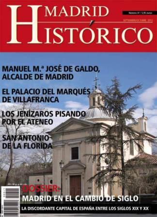 Número 41 - MADRID EN EL CAMBIO DE SIGLO