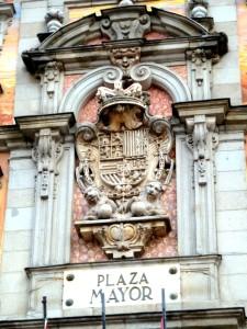 Escudo Plaza Mayor
