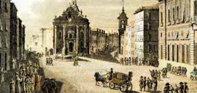 Madrid del romanticismo