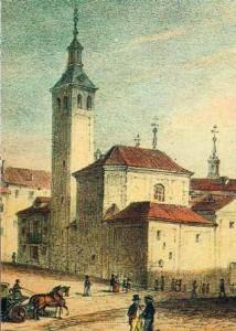 iglesia de la almudena
