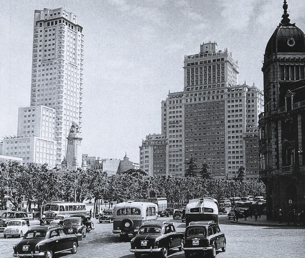 Plaza de España 1959