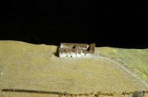 2 - Fachada principal de la vivienda de Goya