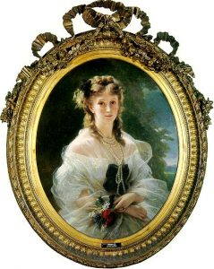 Retrato de la Duquesa de Morny (Sofía Ttoubetzkoi)