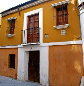 14 Casa donde nació Velázquez, Sevilla