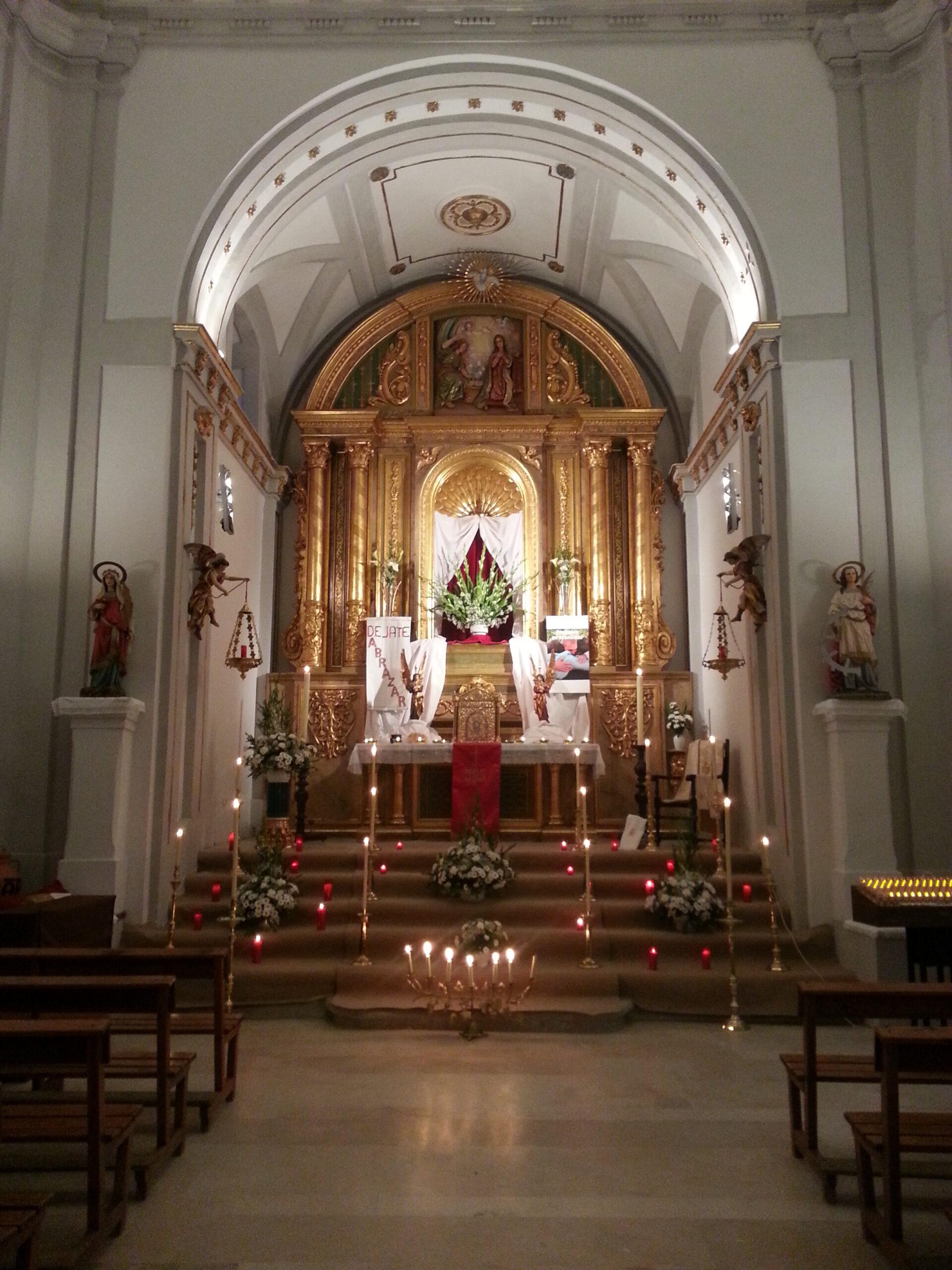 Nuestra Señora de la Asunción, la joya del neoclásico