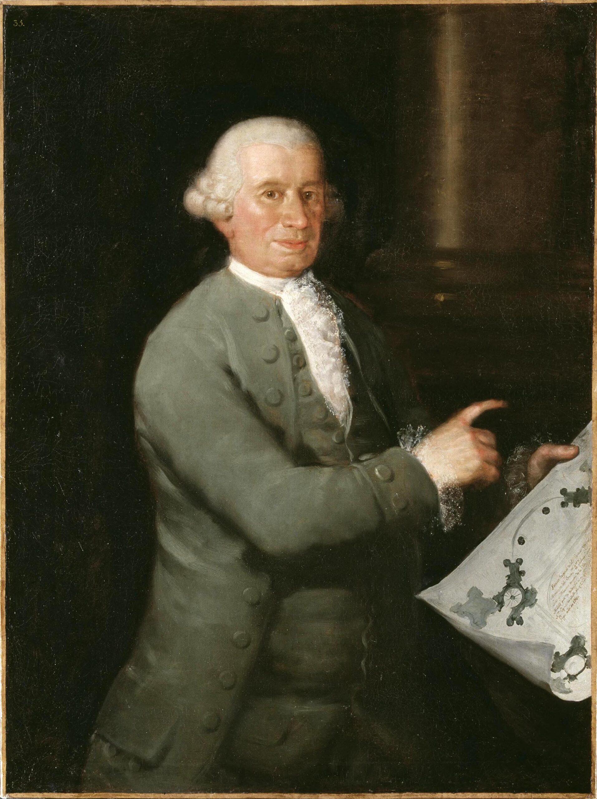 En el III Centenario de Ventura Rodríguez (1717-1785)