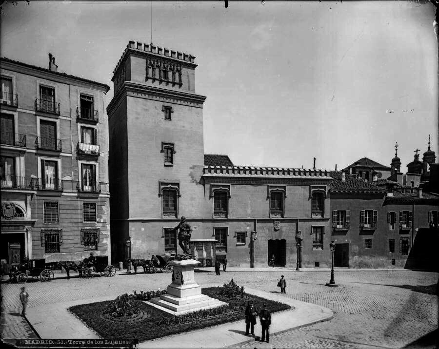 ¿Estuvo realmente Francisco I en la Torre de los Lujanes?