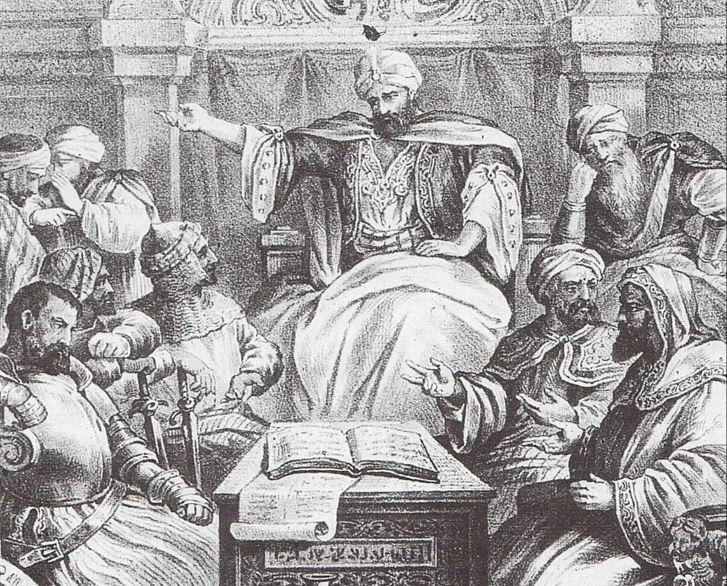 El Emir Muhammad I: El fundador de Madrid