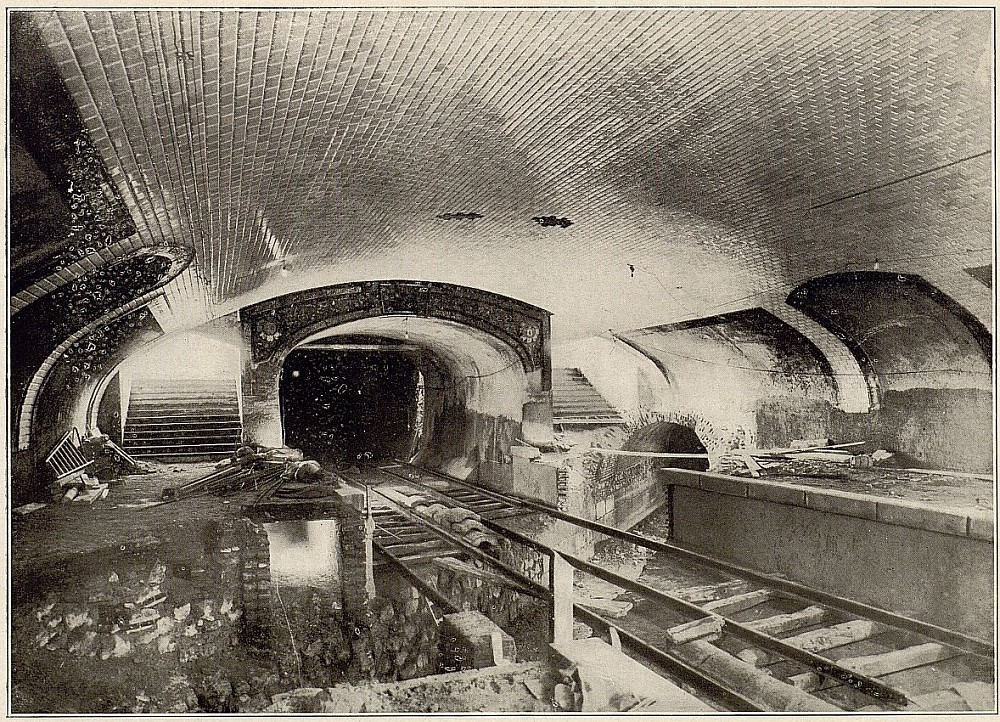 95 años del metro a Vallecas