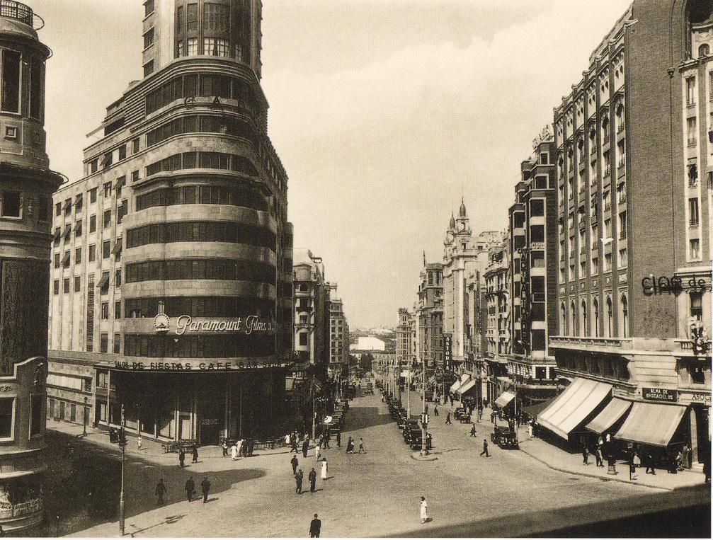 El paso de Arthur Byne por Madrid