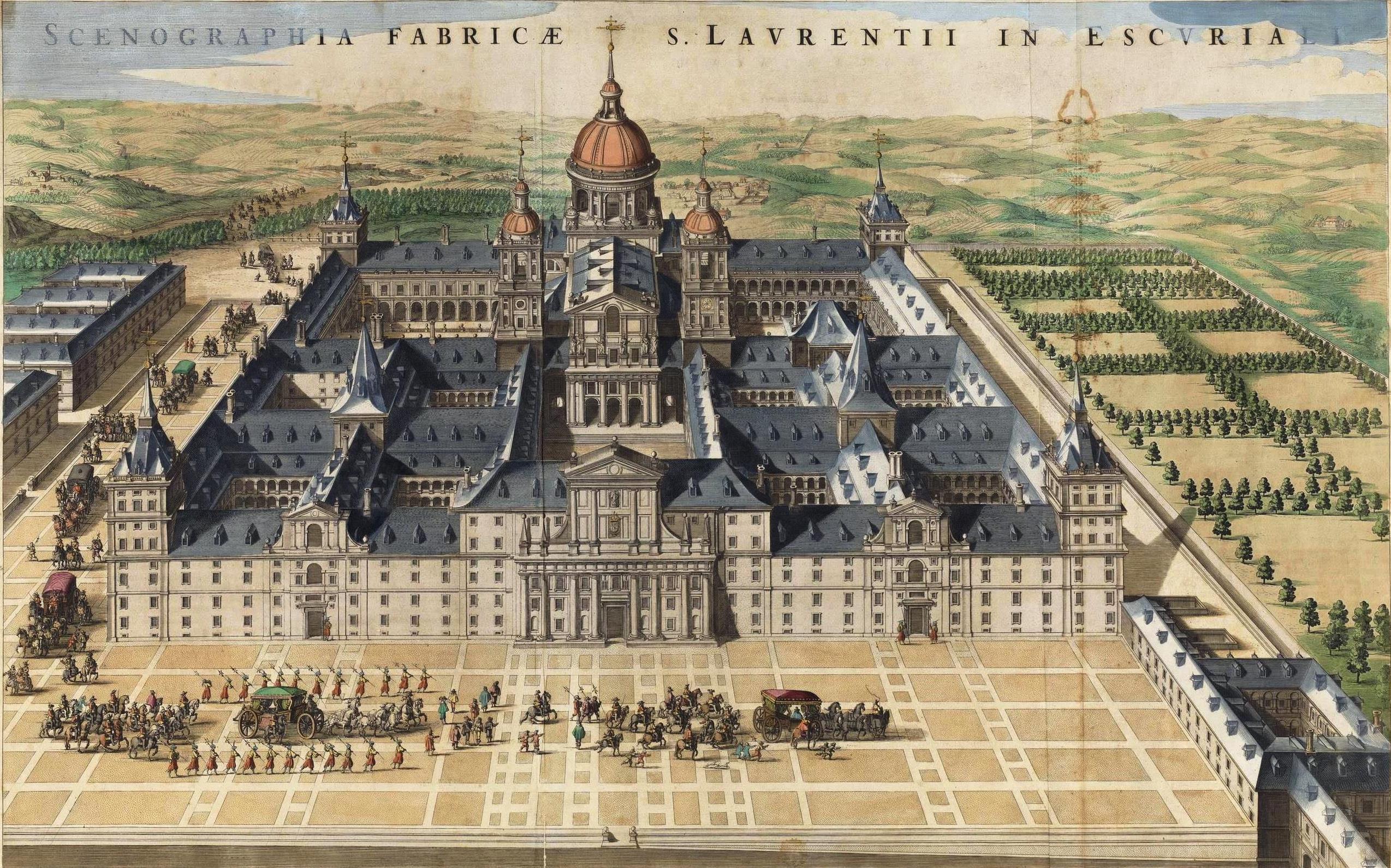 Las otras historias de El Monasterio de El Escorial