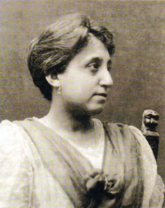 María Rodrigo Bellido: Compositora madrileña