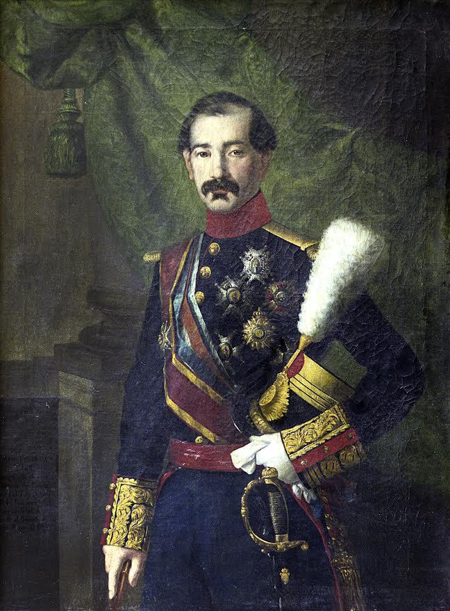 Capitanes generales del ejército: Los Pavía