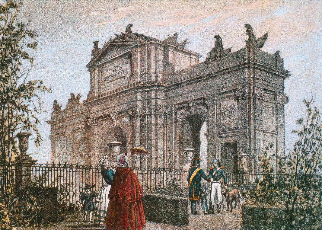 El Madrid dibujado de Francisco Javier Parcerisa (1838-1872)