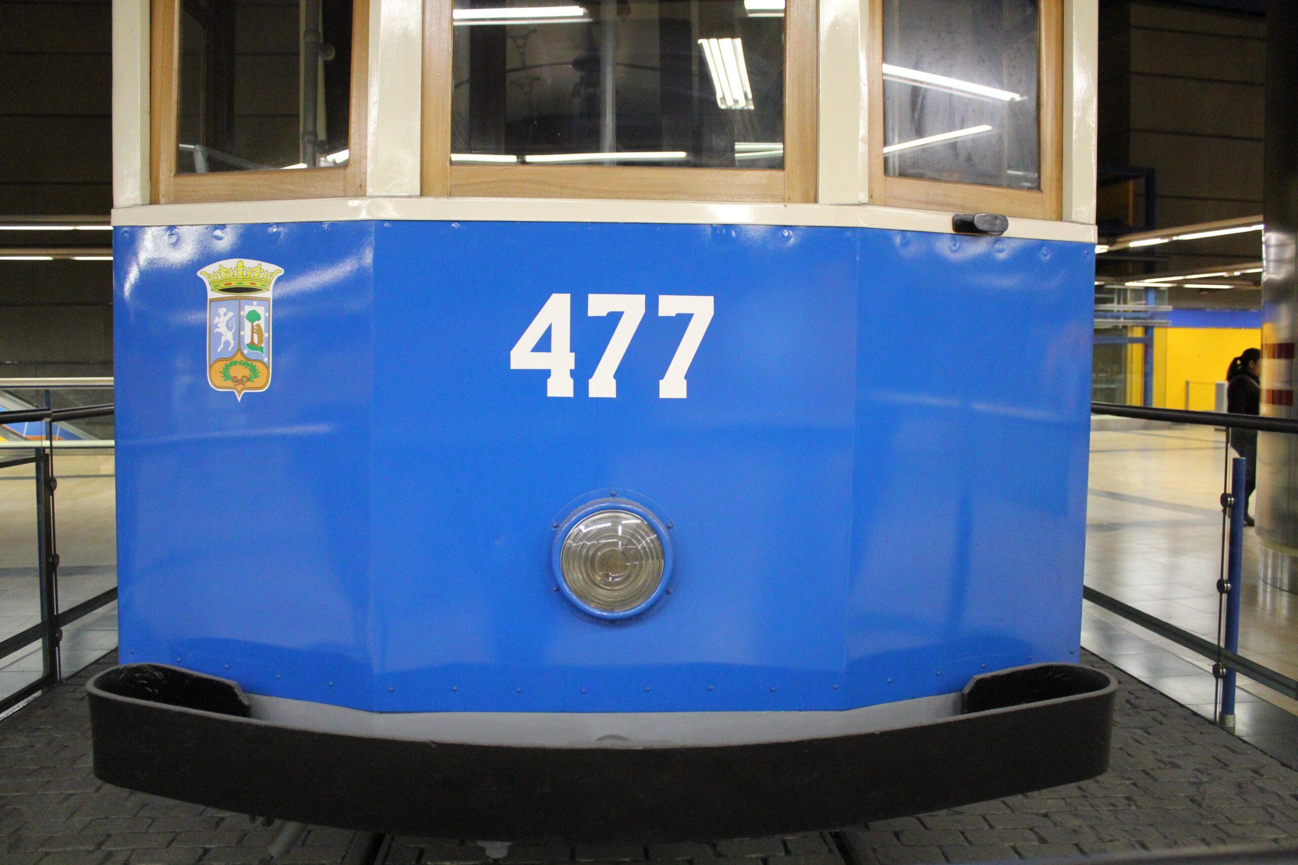 Tranvia 477