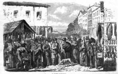 Madrid en el Siglo XVIII