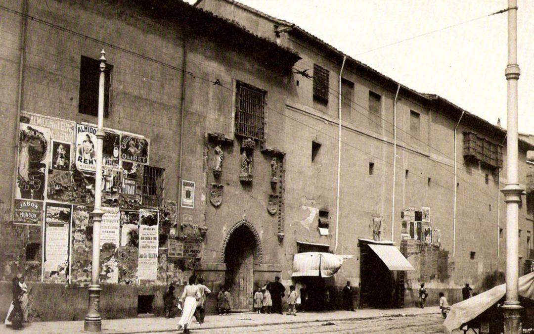 Hospitales históricos madrileños